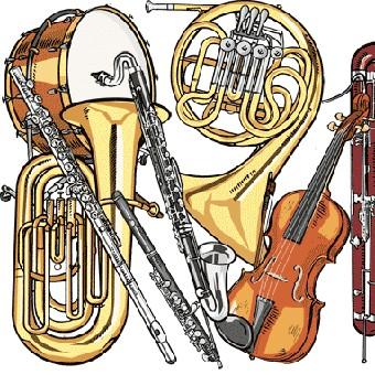 Музыка для солирующих инструментов